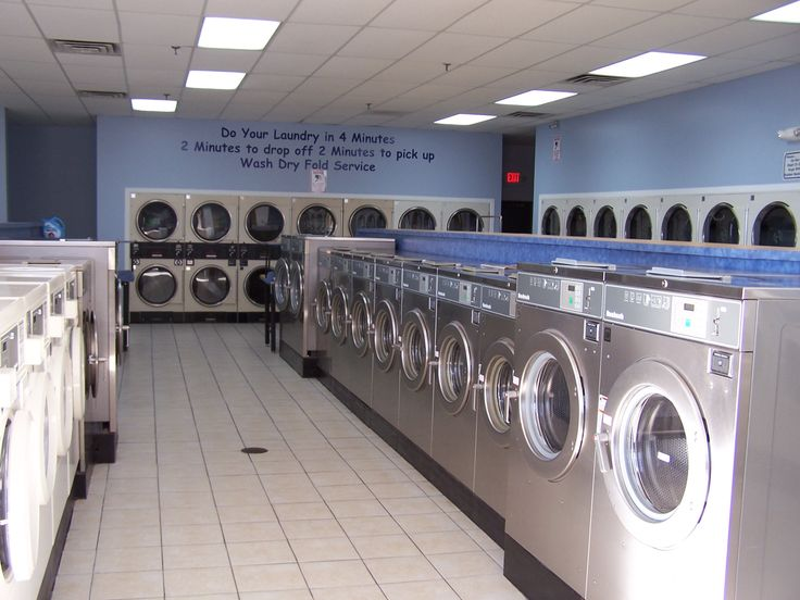 professional large capacity washer and dryer | Franklin Park IL Coin Operated Laundromat | Laundry Drop off wash fold ...