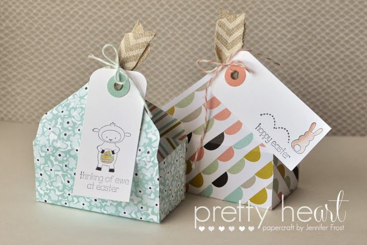 Pretty Heart, Papercraft by Jennifer Frost: Hoppy Easter - School Holiday Mini Session - SU - Envelope Punch Board, Eggstra Spectacular