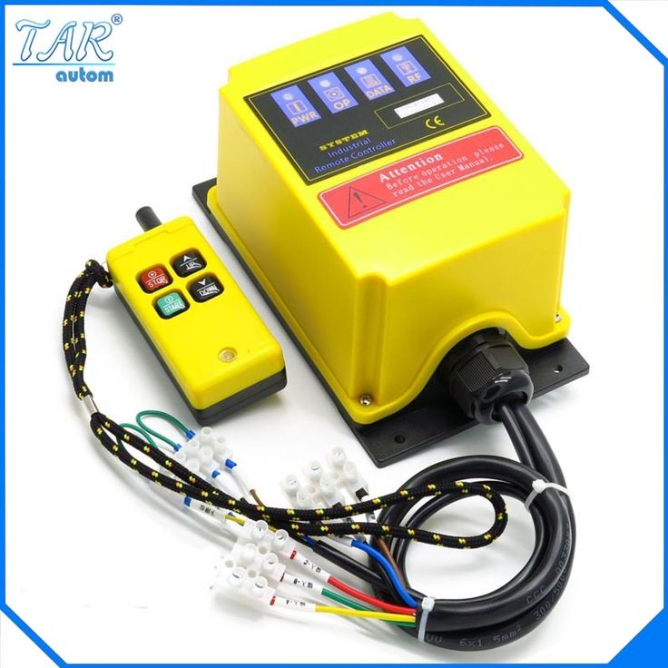 102.80$  Buy here - http://aliz5m.worldwells.pw/go.php?t=32773277079 - Free Shipping F2-HH 380V 220V industrial universal wireless radio remote control for overhead crane
