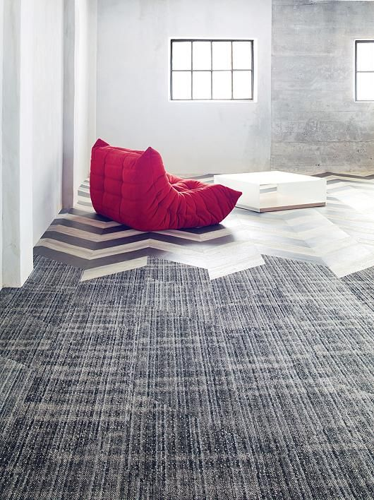 Patcraft Mixed Matierlas Collection Lvt Thicker Material Allows For No Transition Strips To