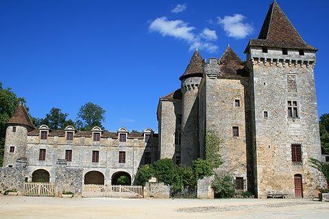 Saint-Jean-de-Cole chateau