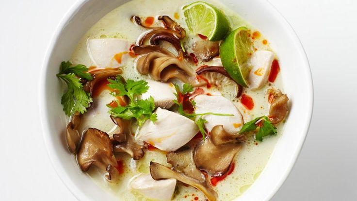 Tom Kha Gai coconut chicken