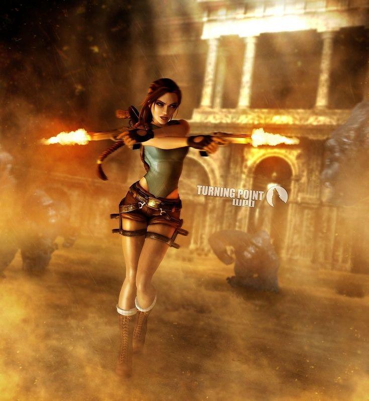 Tomb Rider Wallpaper: 19 Best Lara Croft Images On Pinterest