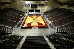 Orleans Arena, Las Vegas, NV - Home of the Western Athletic Conference Basketball Tournament, March 12-16, 2013