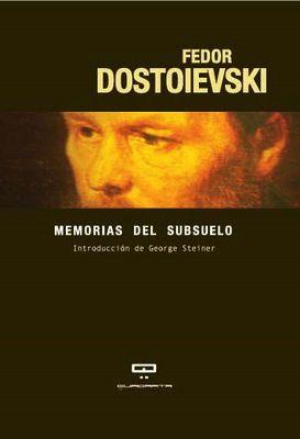 Descarga: Fedor #Dostoievski - Memorias del subsuelo http://goo.gl/Xa8hNO