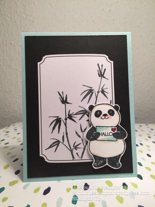 Надписями, красивые открытки панды своими руками