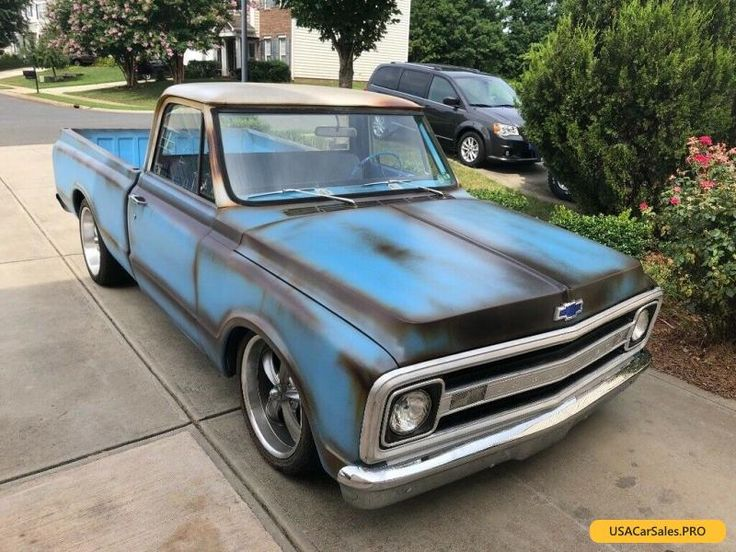 Car for sale 1969 chevrolet c10