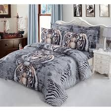 Image result for Lying Leopard Print 3D Fitted Sheet