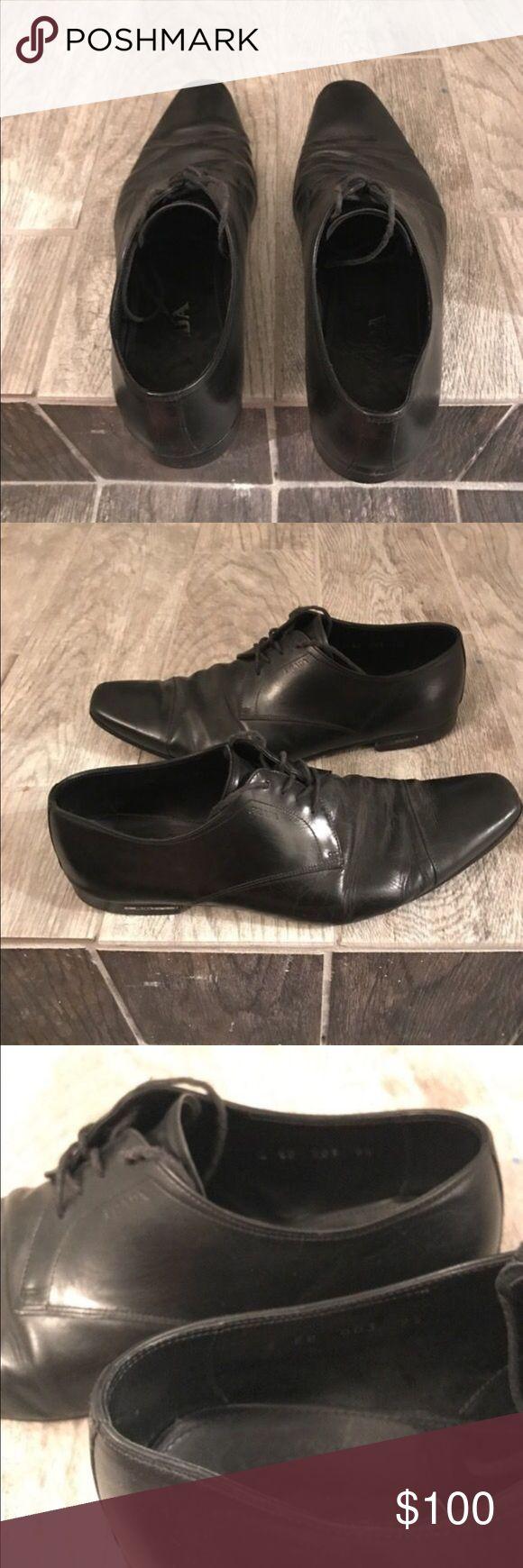 PRADA Men's Shoe Authentic men's PRADA shoes Prada Shoes Oxfords & Derbys