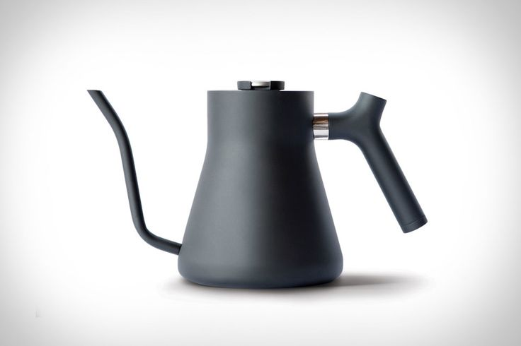 It's incredibly simple - and that's what makes it noteworthy. The Stagg Pour-Over Kettle combines clean lines with an ergonomic design to provide a delightful brewing experience. Its spout draws from the bottom of the vessel while the handle puts...