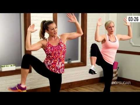 5 minute standing ab workout for your strongest core ever