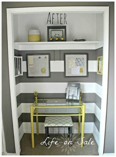 ideas about closet turned office on pinterest closet office closet