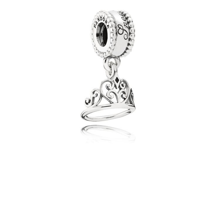 Disney Snow White tiara silver dangle $55.00 $39.98