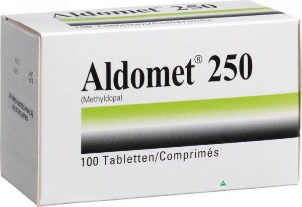 دواء الدوميت Aldomet لعلاج مشكلة ضغط الدم المرتفع Convenience Store Products Health