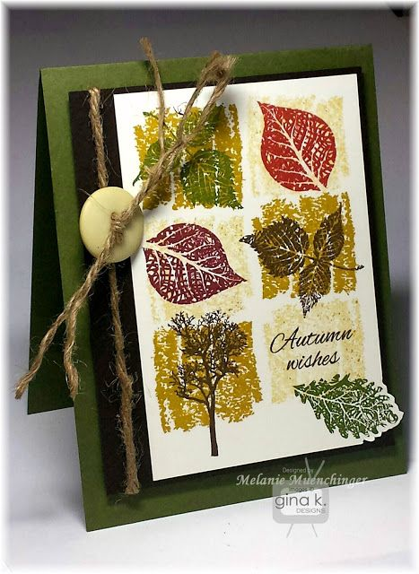 Hands, Head and Heart: Stamp TV Kit: Autumn Wishes