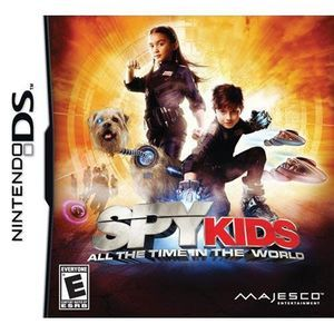 Spy Kids: All the Time in the World - DS Game