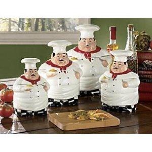 Fat Chefs Kitchen Decor
