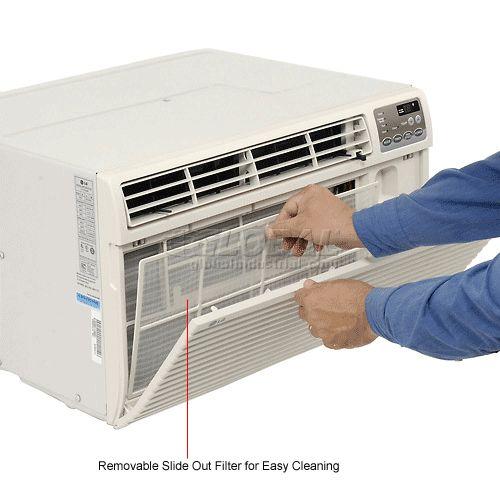 LG Through the Wall Air Conditioner  LT1036HNR- 10,000 BTU Cool 11,200 BTU Heat…