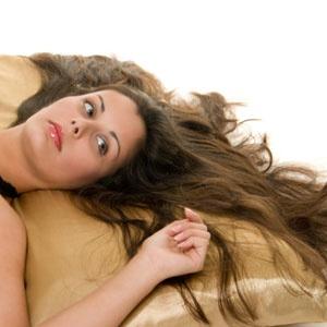 Sleep on Silk - Sleep on a silk pillow. It's gentle on your skin and won't tug on it while you sleep.