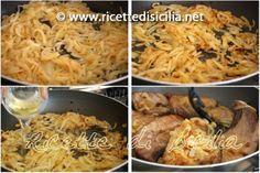 Ricette di Sicilia - http://www.ricettedisicilia.net/it/secondi/tonno-fresco-in-agrodolce/