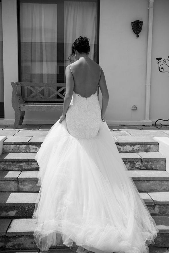 To design and create exquisite, luxurious wedding gowns is my passion. Anna Schimmel Bridal