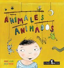 Resultado de imagen para libro animales animados
