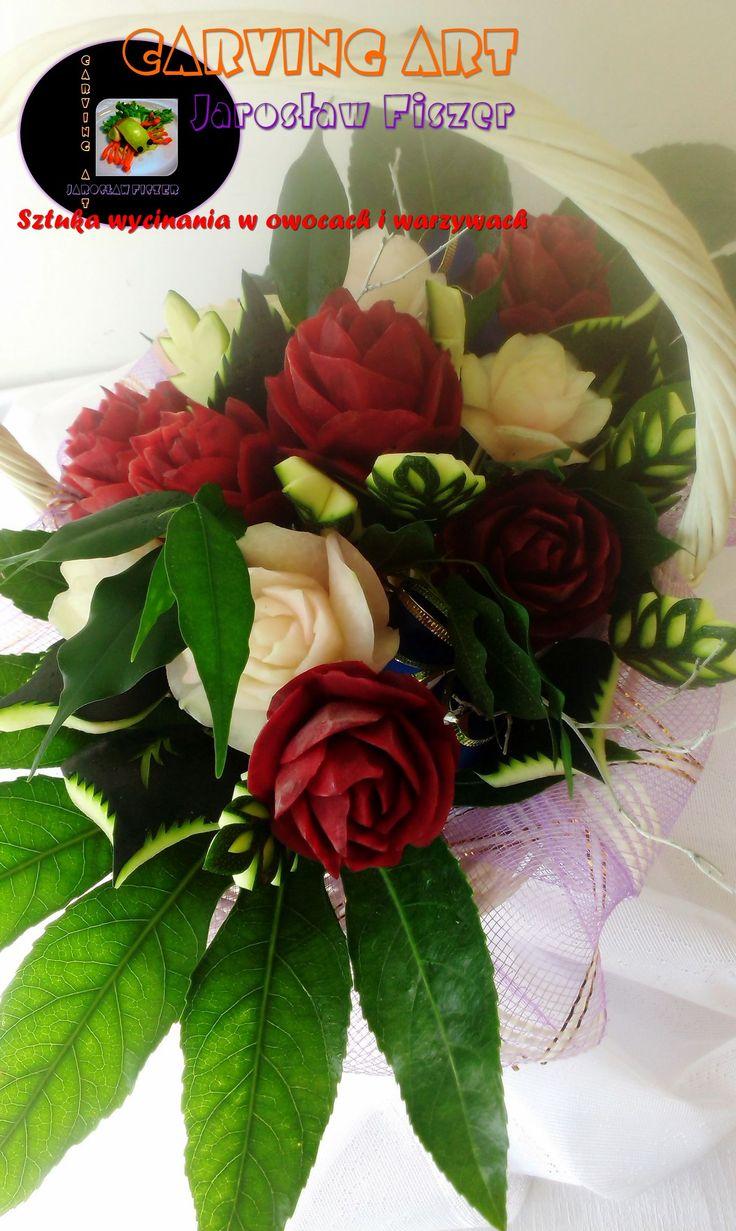 Bukiet kwiatów na Dzień Matki