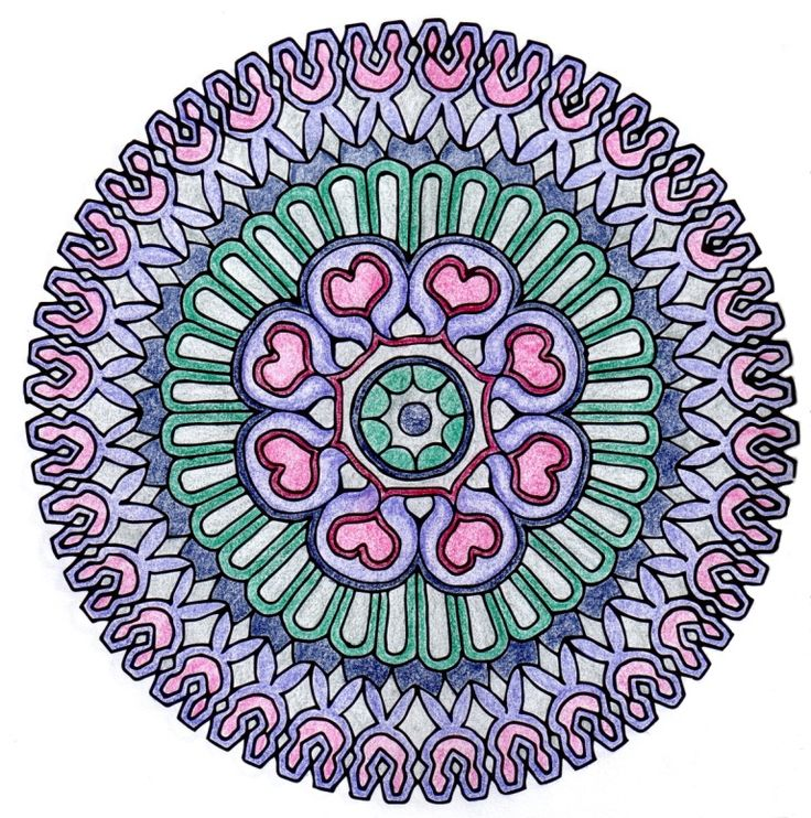 mandalas coloring book no 8 intricate round mandala designs by alberta hutchinson lenore1216 - Best Colored Pencils For Coloring Books