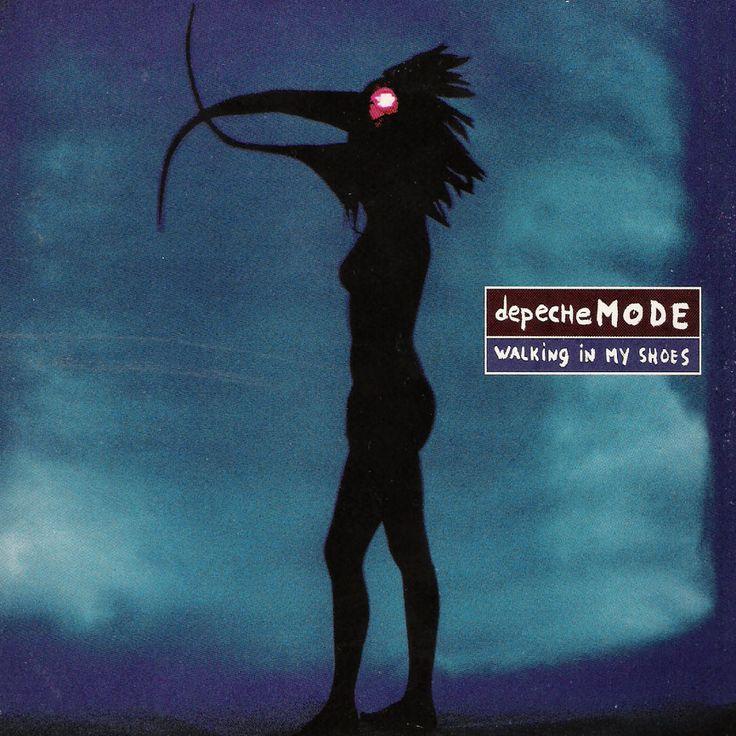 Caratula Frontal de Depeche Mode - Walking In My Shoes (Cd Single)