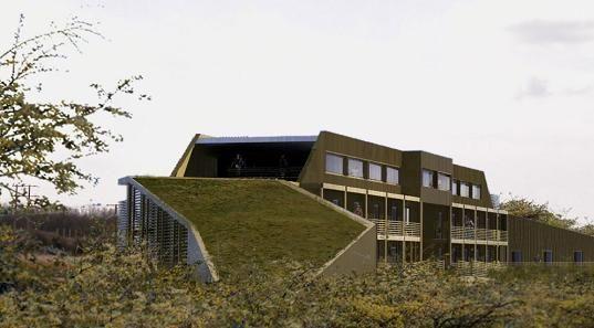 The Hayle Estuary Ecolodge   Inhabitat - Sustainable Design Innovation, Eco Architecture, Green Building