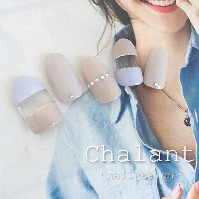 ◇5月のキャンペーンデザイン◇ ・ ・ ・ ・ 【ご予約・お問い合わせ】 0422-27-6367 http://www.chalant-nail.com #chalant#シャラン#吉祥寺#ネイルサロン#nail#nails#art#gel#ネイル#ジ�