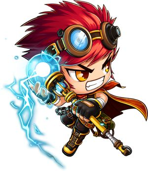 MapleStory - Guides - Classes And Jobs