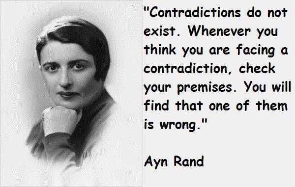 rand women Ayn rand stands with her arms folded on a street she disliked women's liberation and believed that a real time ideas hosts the world's.