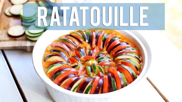 How to Make Ratatouille | DISNEY INSPIRED RECIPE