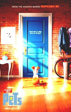 Play now before deleted.!! Guarda il streaming free The Secret Life of Pets…