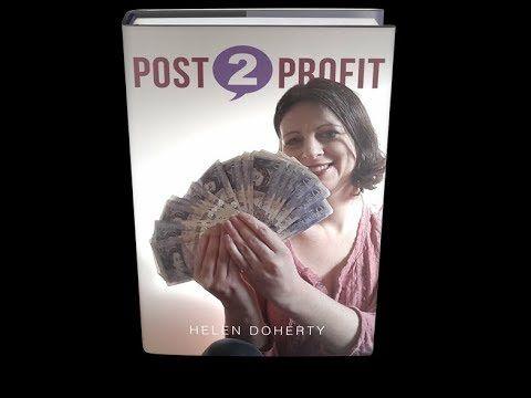 Post 2 Profit Review, Bonus – How To Make Sometimes Over $100 Per Post!