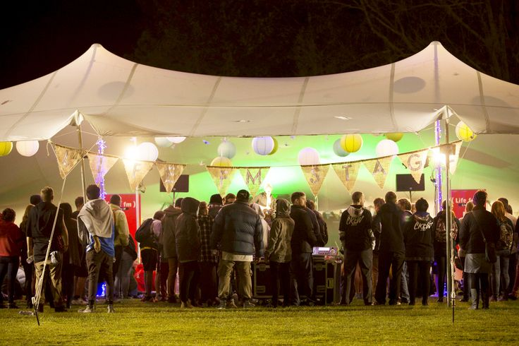 One sound festival wellington #events #stretchtentsnz #stretchtents
