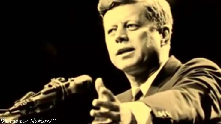 Was JFK Killed For Trying To Warn Us