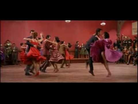 West Side Story- Mambo! 1961. Coreografía de Jerome Robbins, música de Leonard Bernstein y dirección de Robert Wise