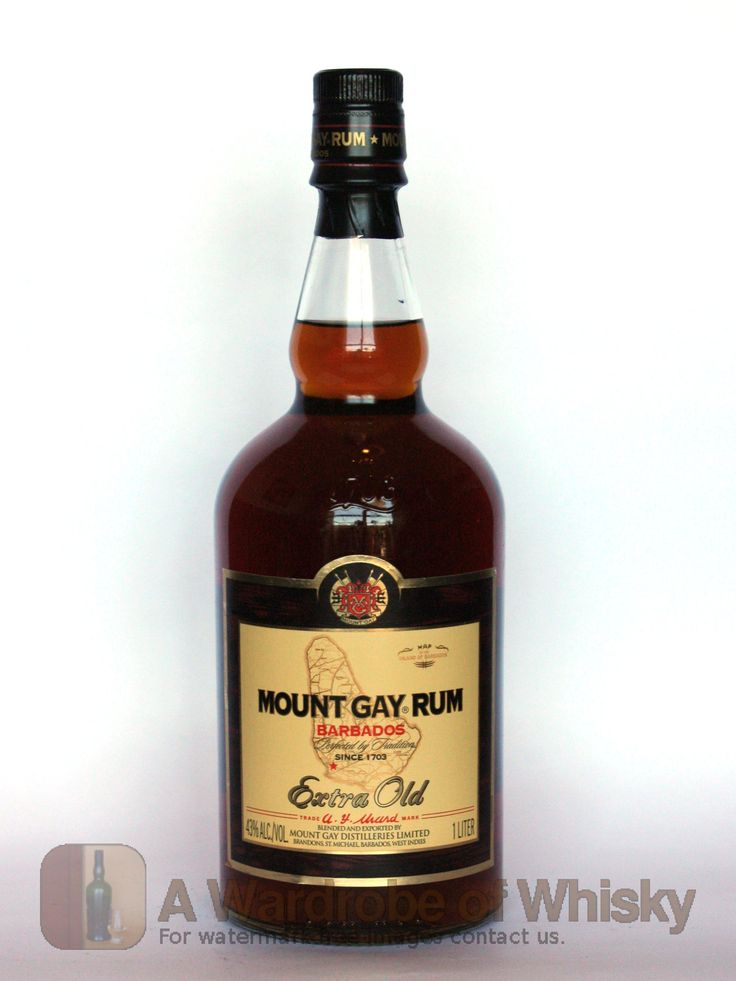 images of mount gay rum   Mount Gay Rum Extra Old Rum, Rhum and Ron - Mount Gay - El Whisky