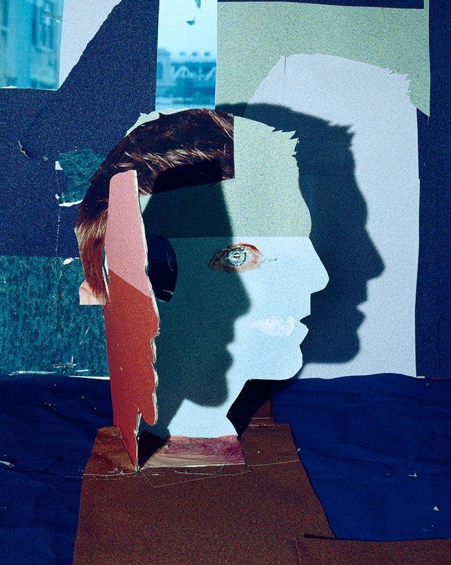 Daniel Gordon, Photography, Collage, Daegu Biennale, LTVs, Lancia TrendVisions