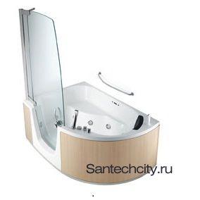 Ванна с душевой кабиной Teuco 383 Teuco Италия арт. 383 0 C - купить в интернет магазине santehcity.ru недорого, Москва, скидки, акции, распродажа, дешево