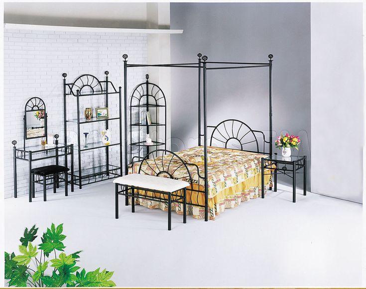 114 best forged iron bed images on Pinterest | Wrought iron beds ...