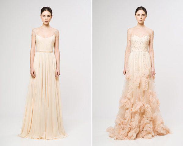 vestido de noiva Reem Acra