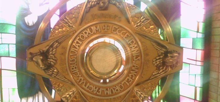 Why You Should Be Visiting Jesus In The Blessed Sacrament