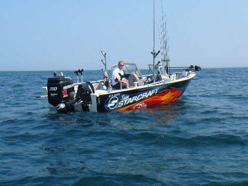17 best images about starcraft marine fishing boats for Nice fishing boats