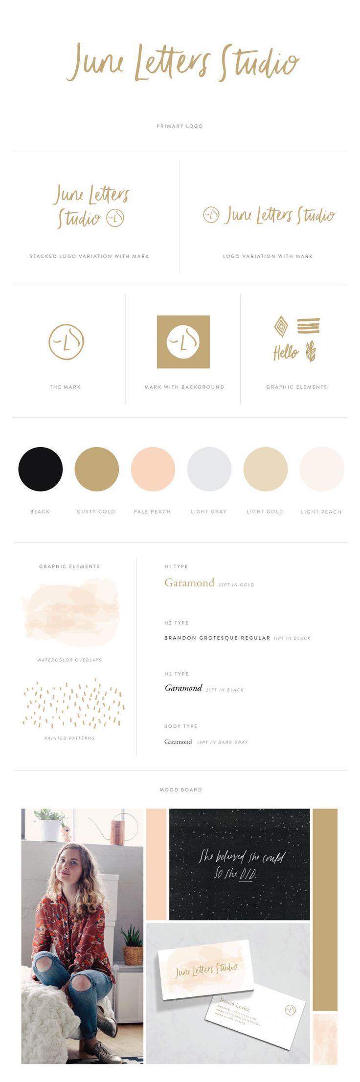 New Branding & Website Makeover! — June Letters Studio