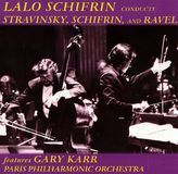 Lalo Schifrin Conducts Stravinsky, Schifrin and Ravel [CD]