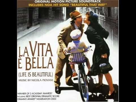 """La vita è bella - Colonna sonora (original soundtrack) - brano: """"La vita..."""