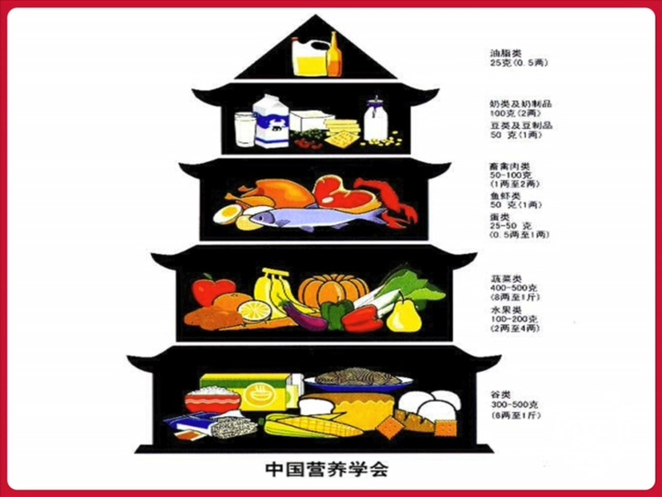 China Has A Food Guide Pagoda Feed Your Mind